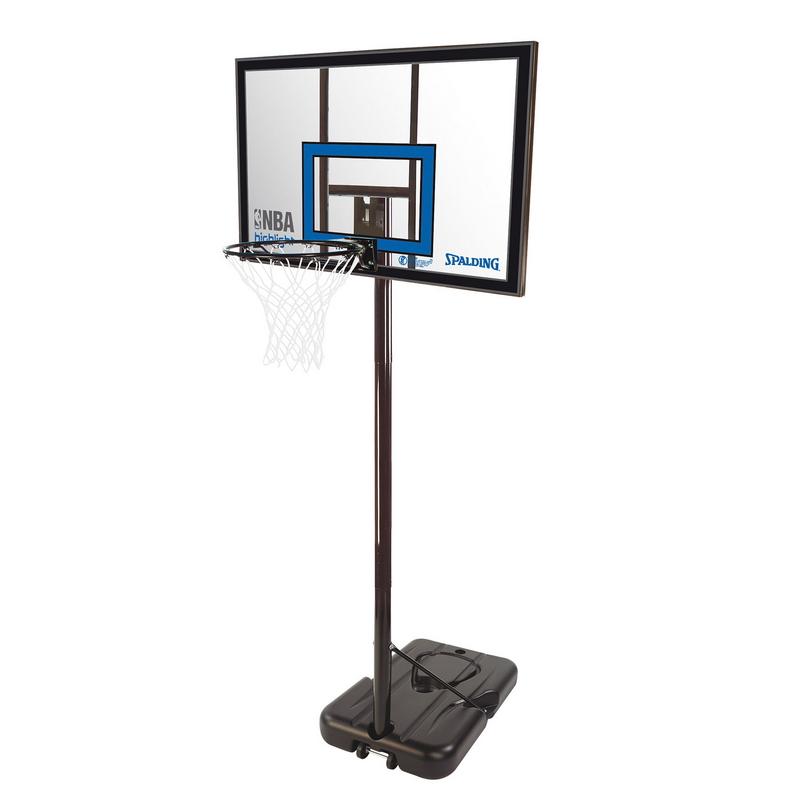 Стойка Spalding NBA Gold Highlight 42 quot; Rectangle Acrylic 77455CN