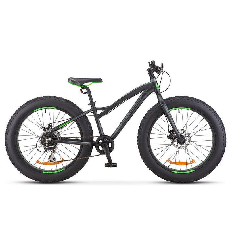 Купить Велосипед Stels Aggressor D 24 V010 Черный (LU092494) 32413,