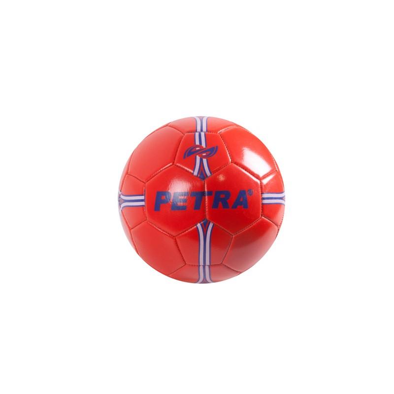 Мяч футбольный Petra FB-2 Red Sz2