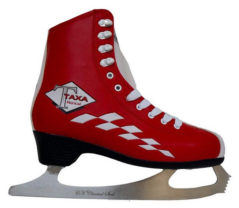Фигурные коньки Таха Rental RF-А коньки larsen коньки фигурные red flake