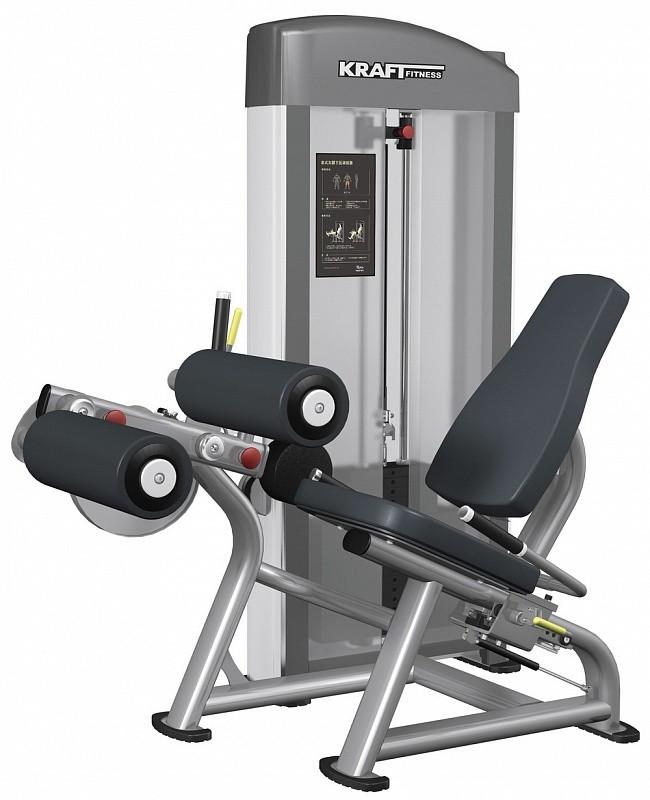 Сгибание ног сидя Kraft Fitness KFDSLC регулируемая скамья kraft fitness kffiuby