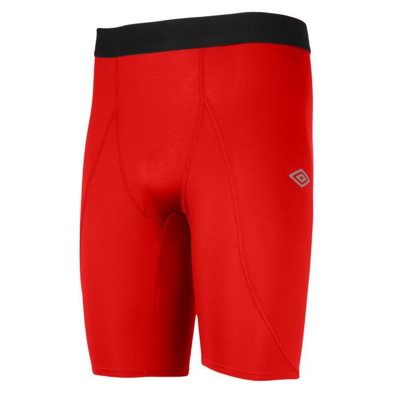 Лосины Umbro Support Short короткие мужские 61475U (7RA) красные