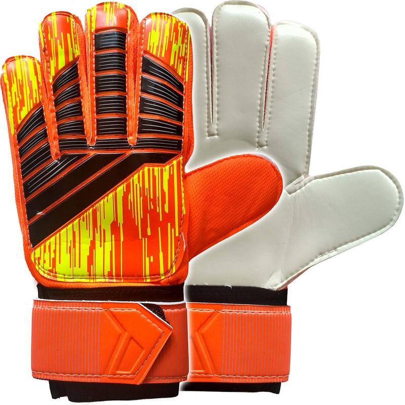Перчатки вратарские E29483-2 Оранжевый