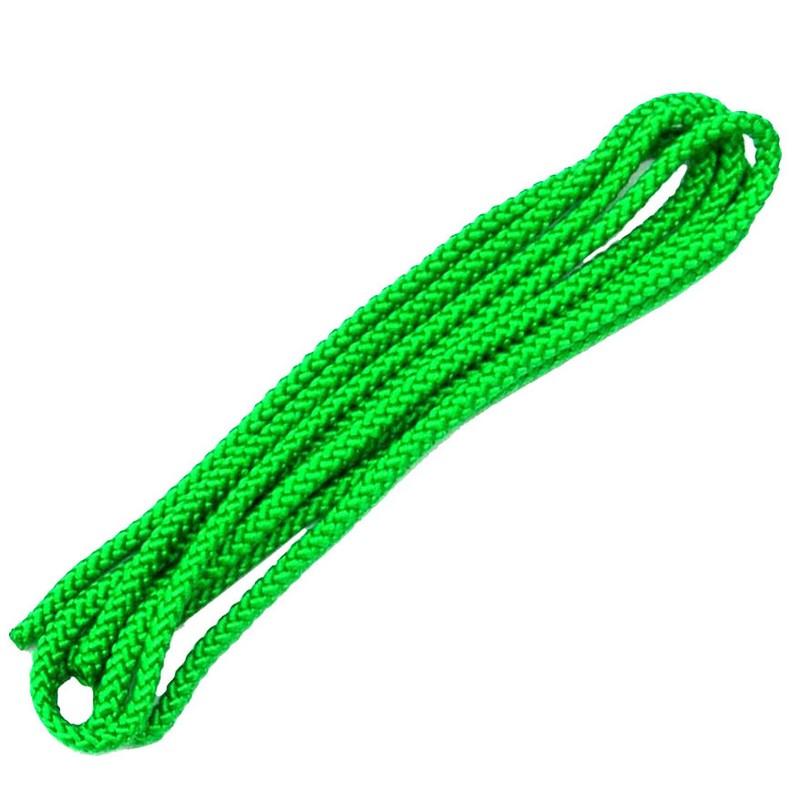 Скакалка гимнастическая 3 м F11750 зеленый