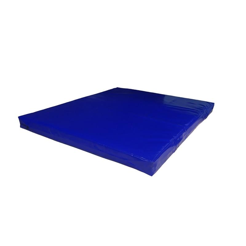 Купить Мат гимнастический 100x100x10 тент холлофайбер Dinamika ZSO-000131,