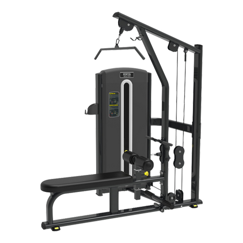Купить Верхняя/горизонтальная тяга Bronze Gym M5-12 DUAL,