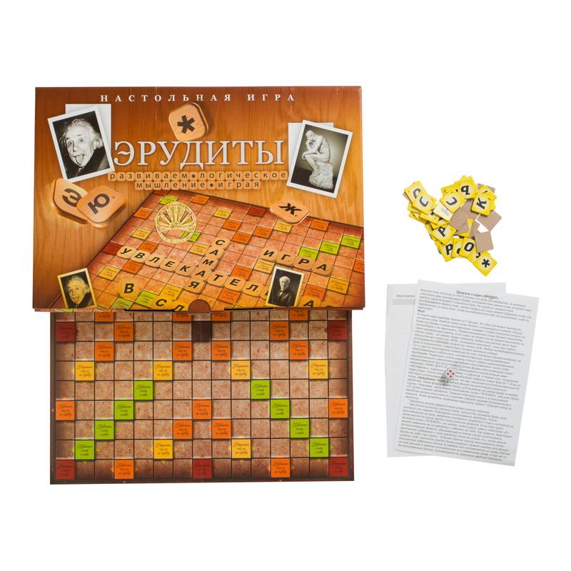 Игра Эрудиты lap06402