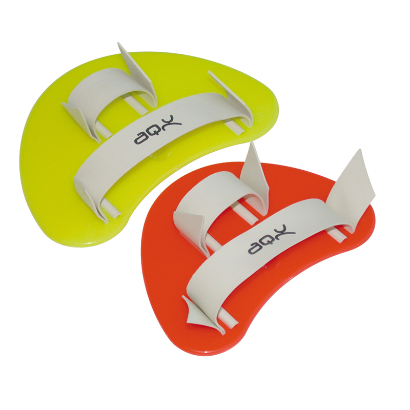Лопатки для плавания Finger Paddles Red M Aqquatix SWE 0007