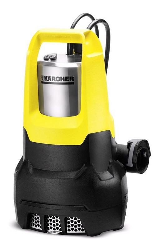 Насос Karcher Бытовой SP 7 Dirt Inox 1.645-506