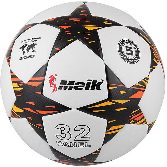 Купить Мяч футбольный Meik 098 4-слоя р.5 R18029-1,