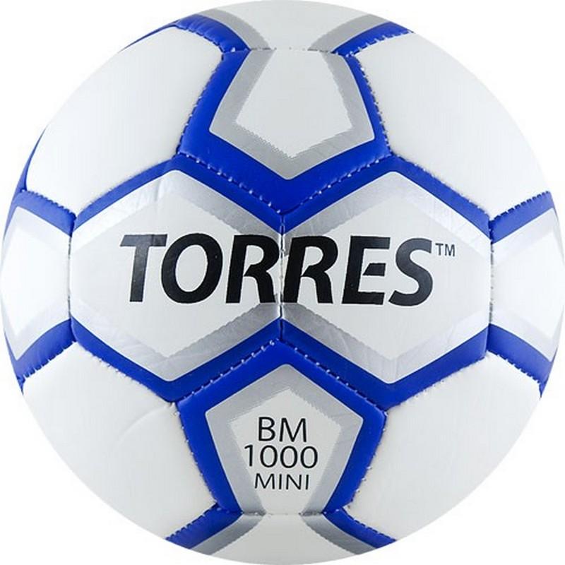 Мяч футбольный Torres BM 1000 Mini F30071 мяч футбольный torres bm 1000 f30625 р 5