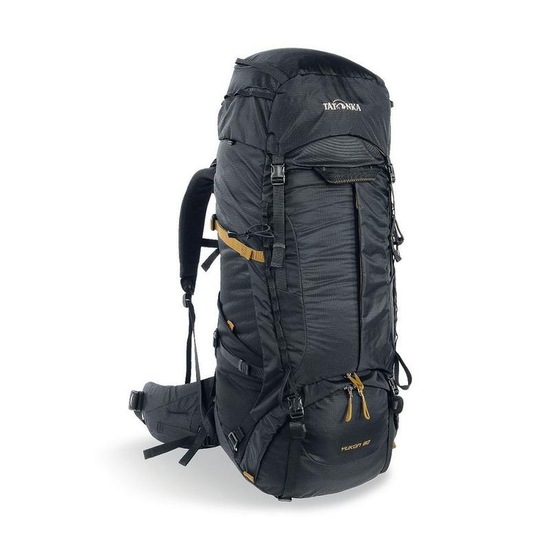 Рюкзак Tatonka Yukon 60+10л, чёрный, 1353.040