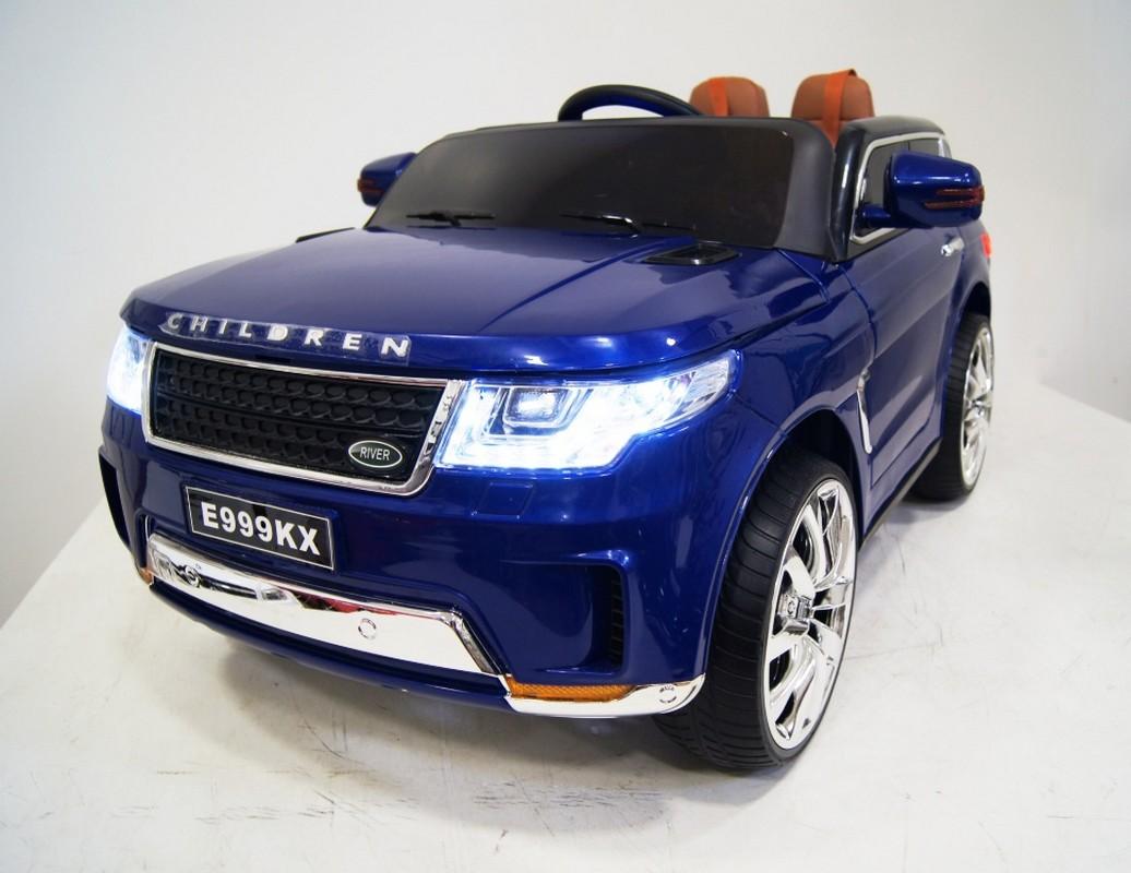 Детский электромобиль River-Toys Range Rover Sport E999KX river toys porsche с дистанционным управлением e008kx