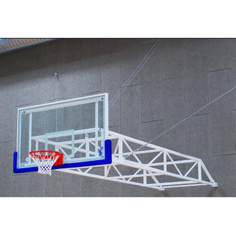 Баскетбольная ферма настенная на растяжках Hercules 4149