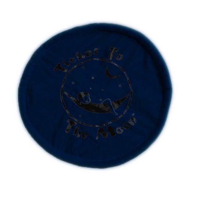 Складное фризби/Paracfute Frisbee Ticket to TheMoon 7198 (т.синий)