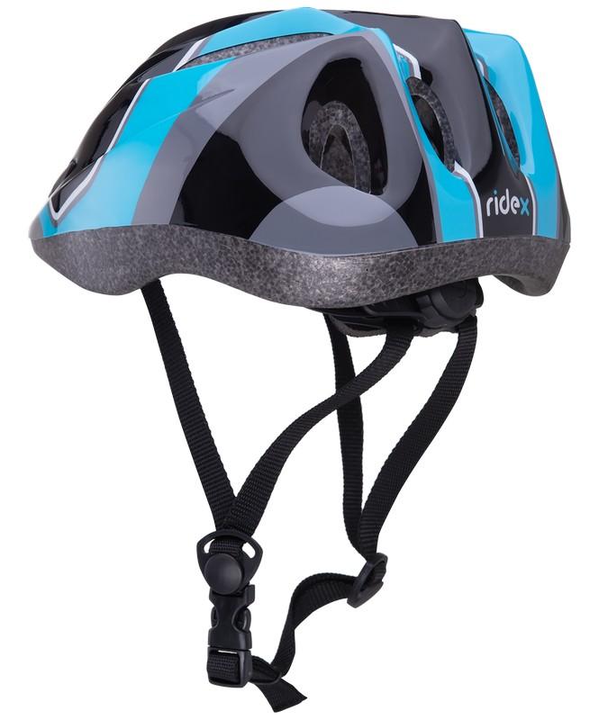 Шлем защитный Ridex Envy, голубой фото