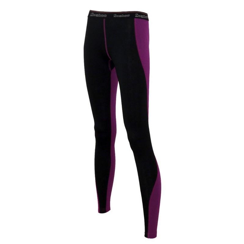 Панталоны Guahoo Outdoor Heavy G22-9481P/BK-LC женские длинные термоноски guahoo sport mid weight 150 cf bk
