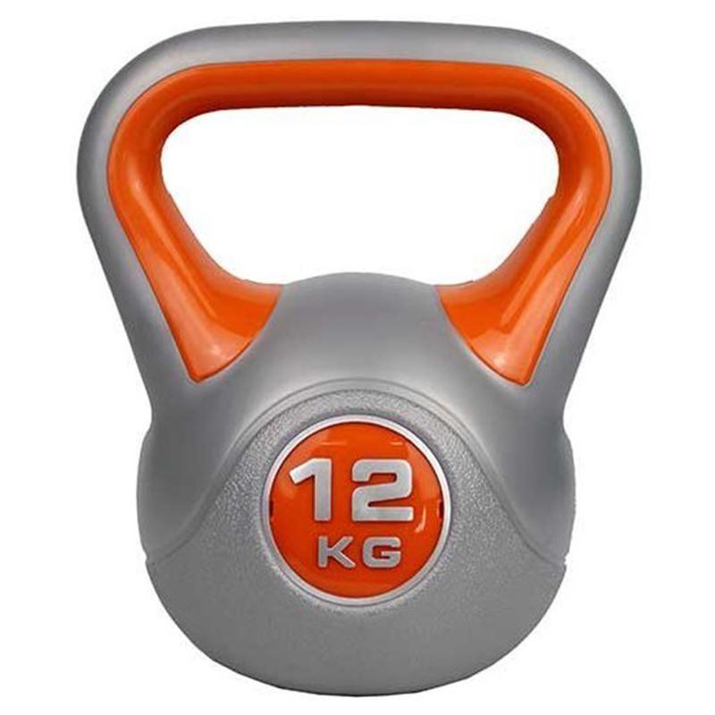 Купить Гиря пластиковая 12 кг ZS-12, NoBrand