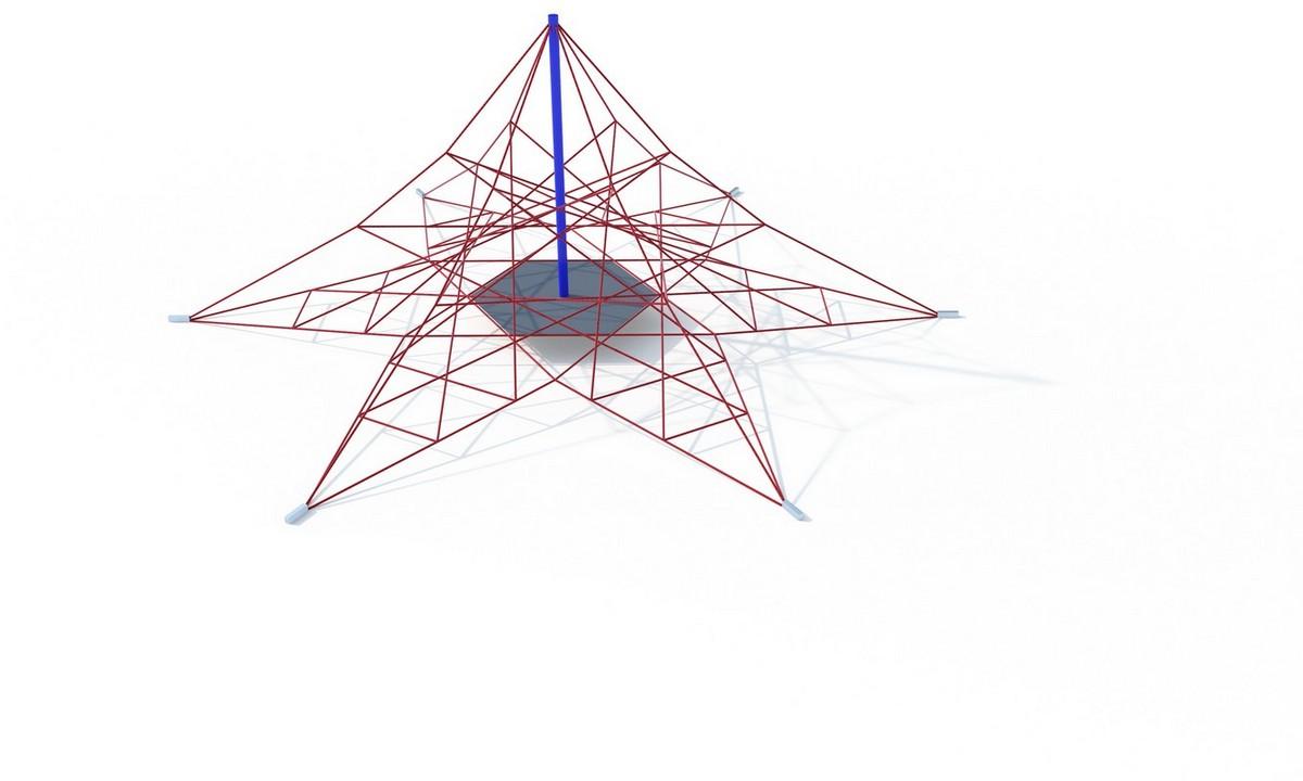 Купить Игровая сетка серия пирамида Hercules ИС-3.6,