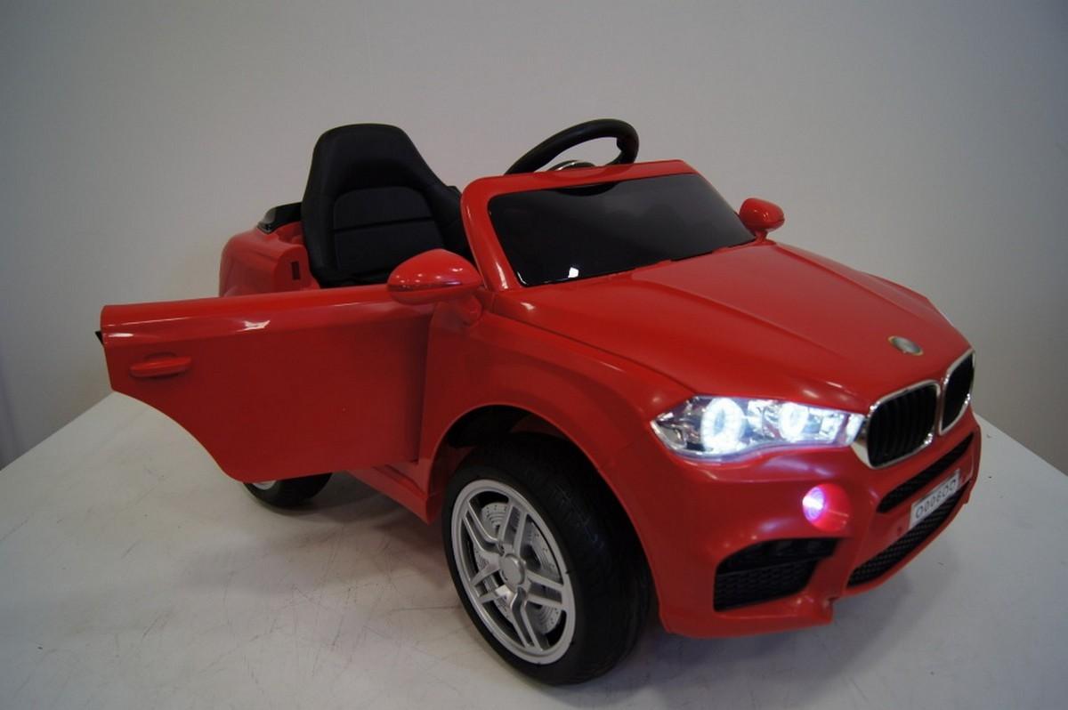 Электромобиль RiVeRtoys BMW O006OO VIP с дистанционным управлением