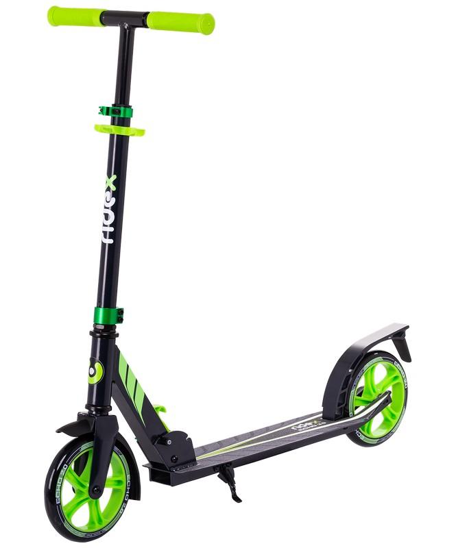 Купить Самокат Ridex Echo 2.0 180 мм, зеленый,