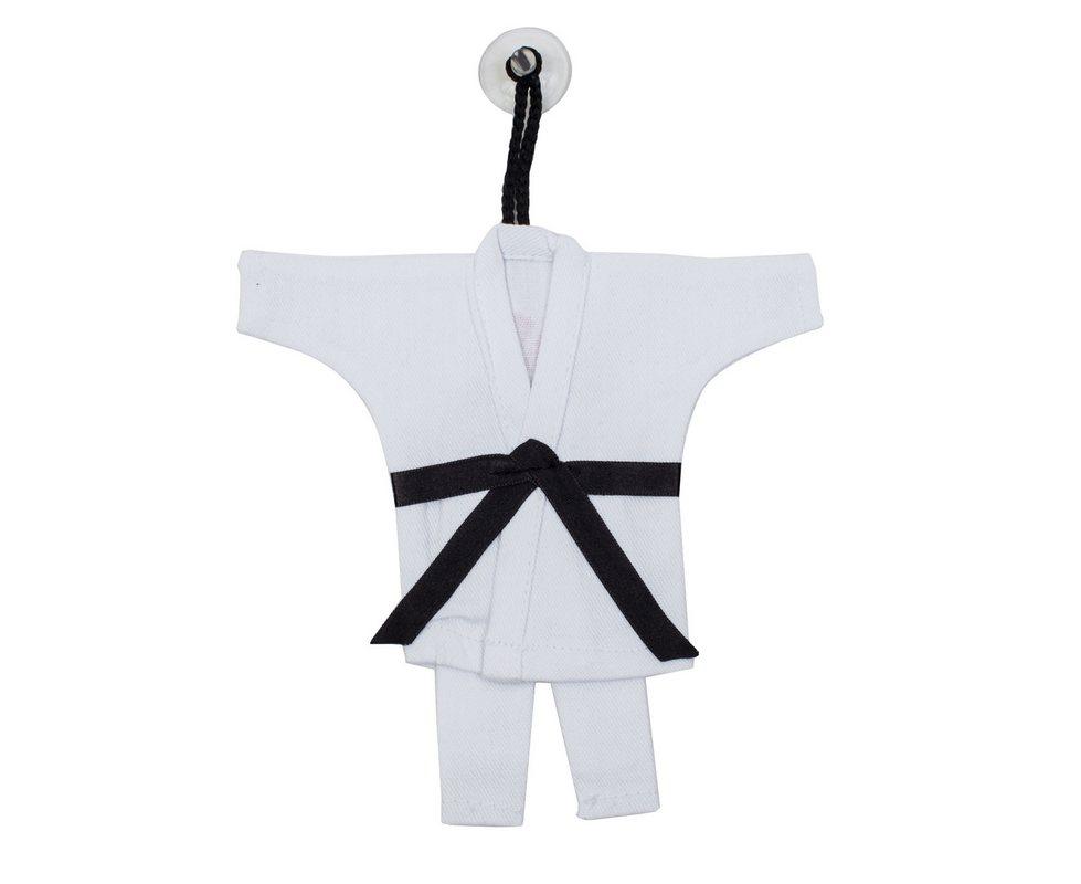 где купить Сувенирное кимоно для карате Adidas Mini Karate Uniform белое по лучшей цене