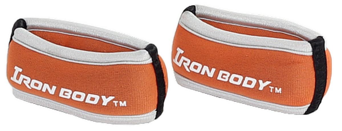 Утяжелители Iron Body 6104WC-IBC 0,25 кг