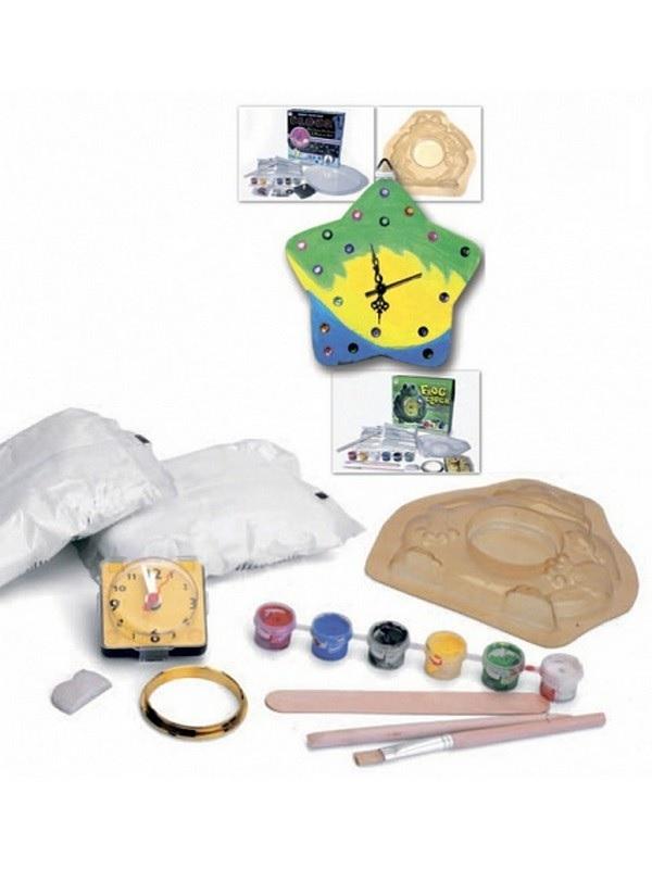 Набор для творчества арт-часы Bradex Лягушонок DE 0169