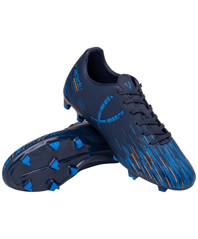 Купить Бутсы футбольные Jögel Rapido JSH401-Y, синий, р. 34-38,