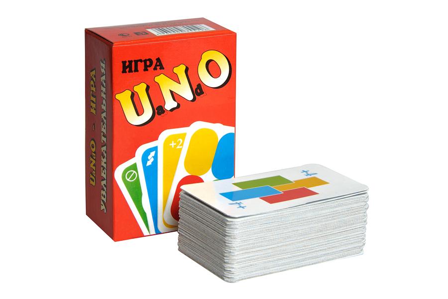 Карточная игра УНО zduno1