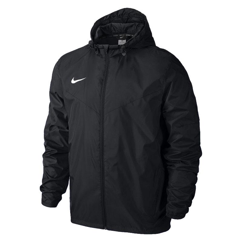 Куртка мужская Nike Team Sideline Rain Jacket 645480-010 куртка nike squad14 sideline knit jacket ss14