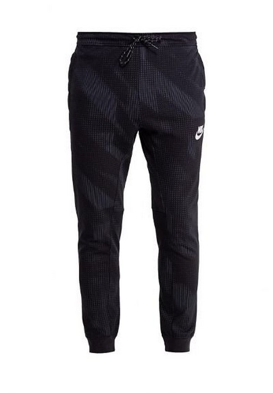 Брюки спортивные Nike Nsw Av15 Pant Flc Aop 885939-010 мужские, т.синие