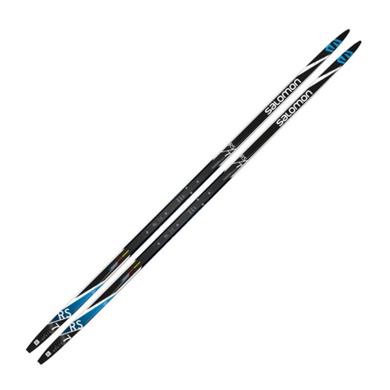 Лыжи беговые Salomon RS 7 черносиний L40564600,  - купить со скидкой