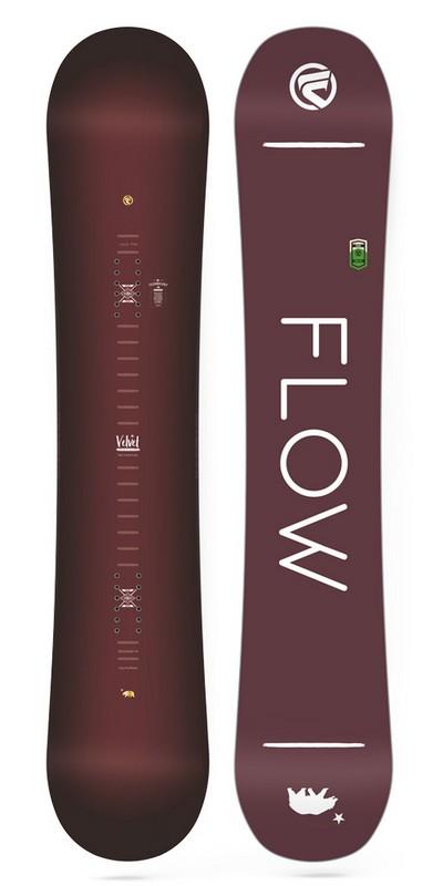 Сноуборд Flow Velvet 2017-18