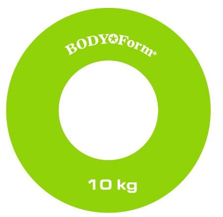 Купить Эспандер кистевой Body Form BF-EH05 (10 кг),