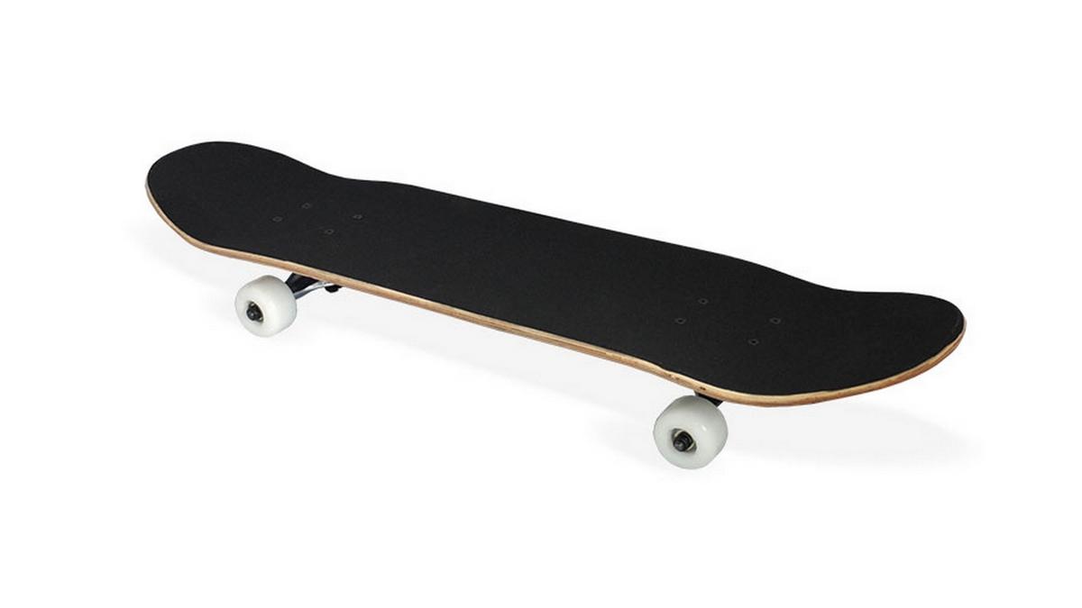 Скейтборд клен Moove Fun MP3108-11A скейт пластиковый 22х6 quot moove fun pp2206 1 yellow