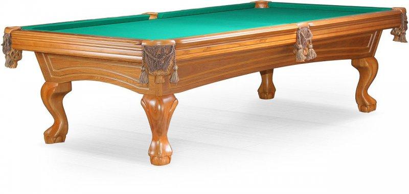 Бильярдный стол/пул Weekend Hilton 9 ф 55.094.09.0 ясень, Billiard Company  - купить со скидкой