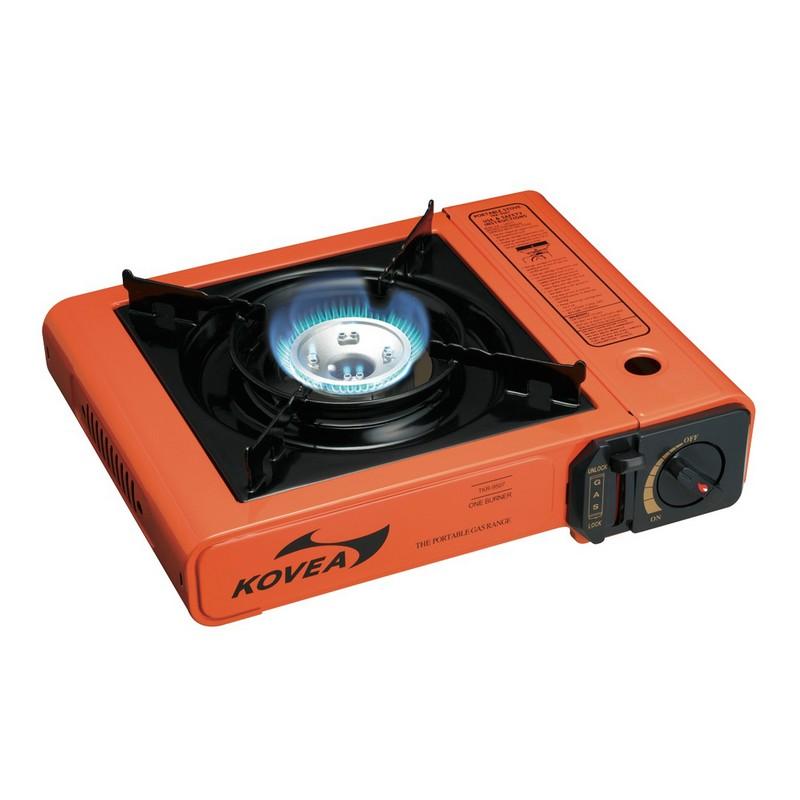 Плита газовая Kovea Portable Range TKR-9507 плита газовая kovea cube кgr 1503 мини