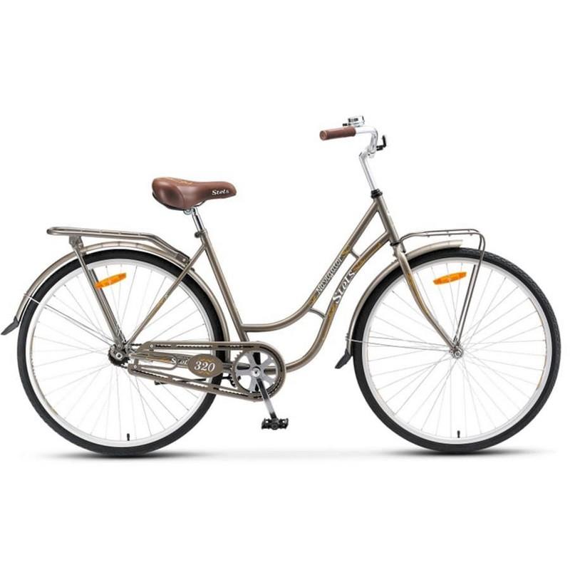 Купить Велосипед Stels Navigator 28 320 Lady V020 2017 (LU85350),