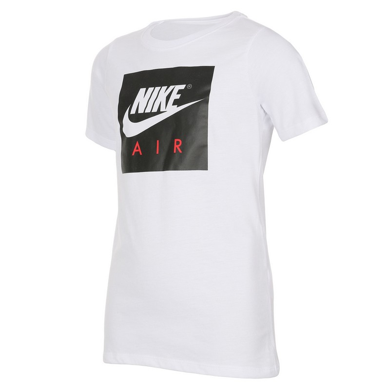 Майка Nike B NSW Tee Air Logo 894300-100