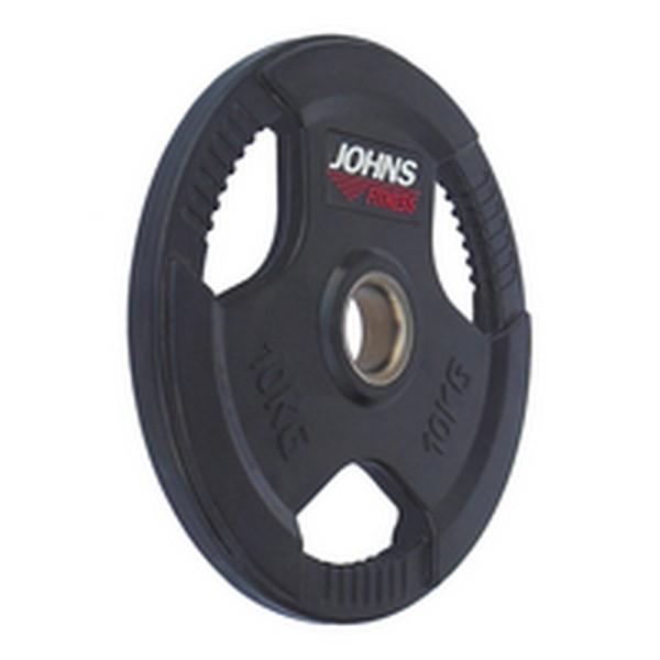 Купить Диск Johns d51мм, 10кг 91010 - 10В черный,