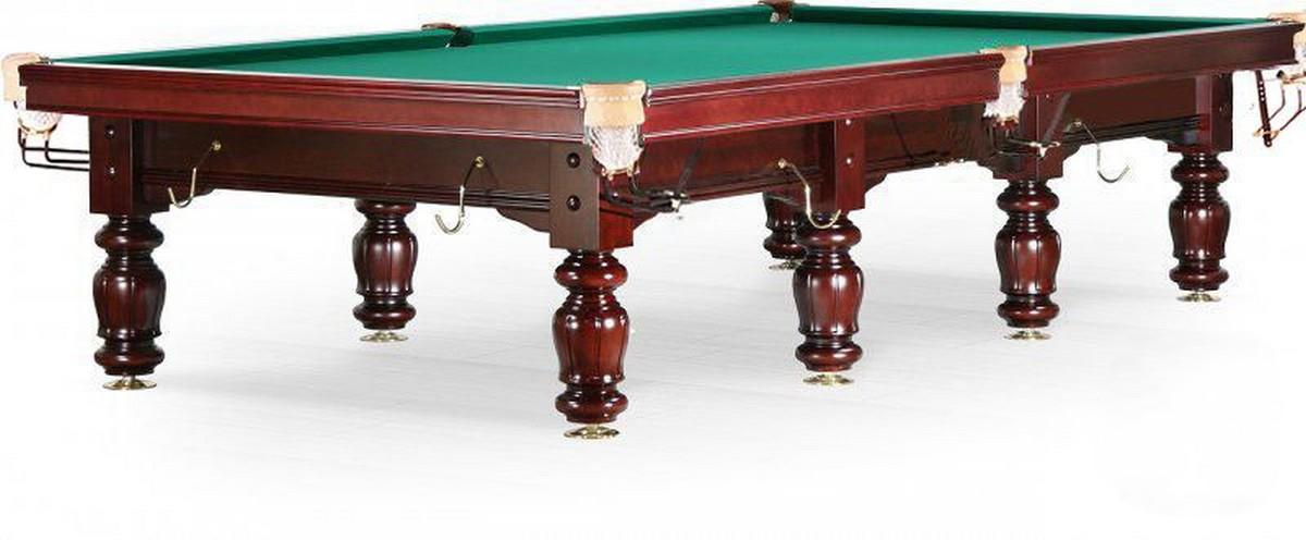 Купить Бильярдный стол для снукера Classic II 12 ф 56.996.12.1 махагон, NoBrand