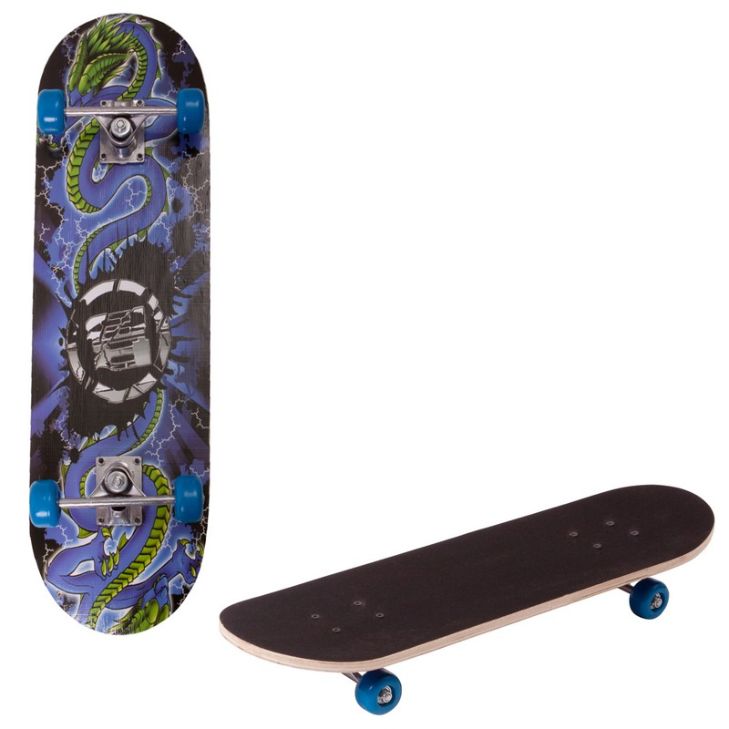 Скейтборд RGX Standart 2 скейтборд rgx small 2