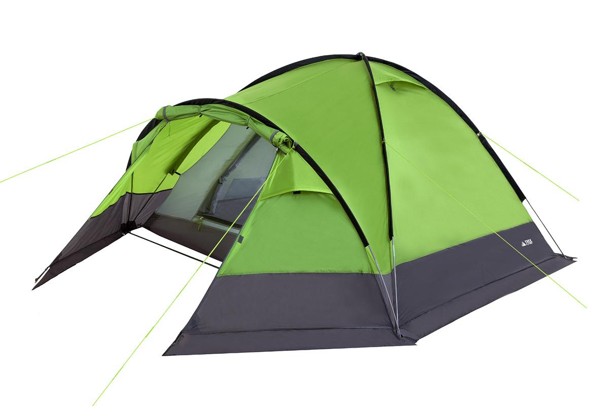 Палатка Trek Planet Zermat 4 зеленый
