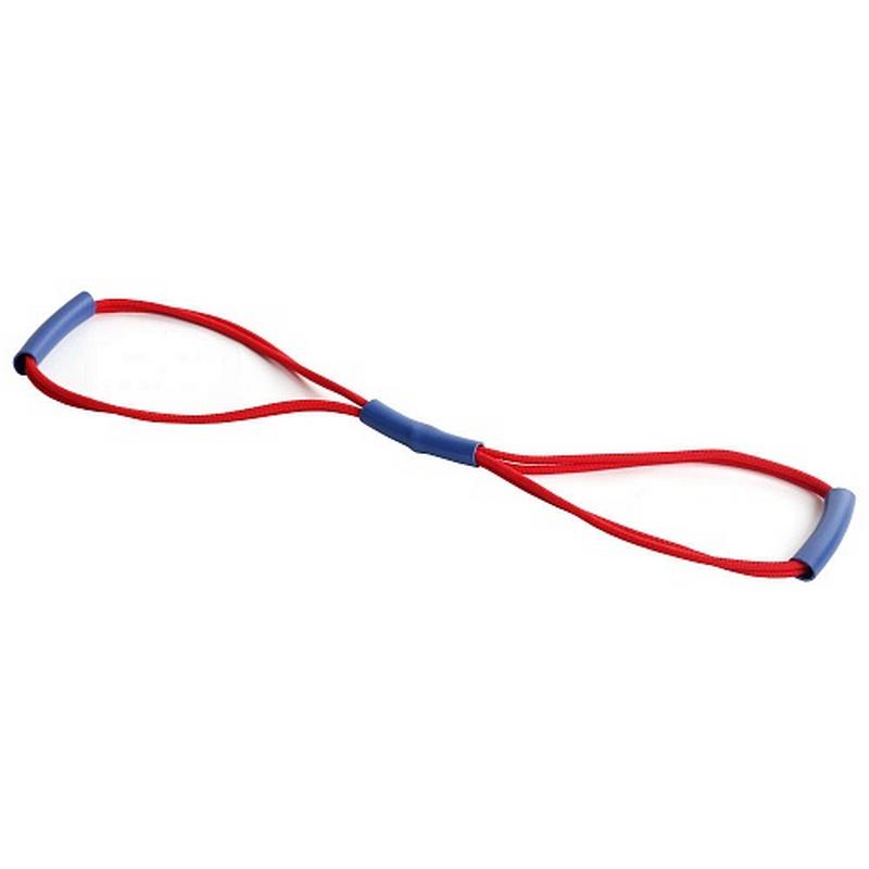 Эспандер Plastep восьмерка двойная резинка эспандер во��ьмерка plastep двойной цвет синий розовый
