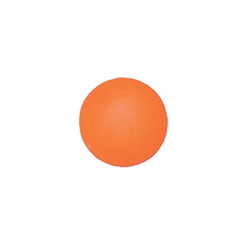 Мяч для тренировки кисти 5 cм Armed мягкий L 0350 S оранжевый
