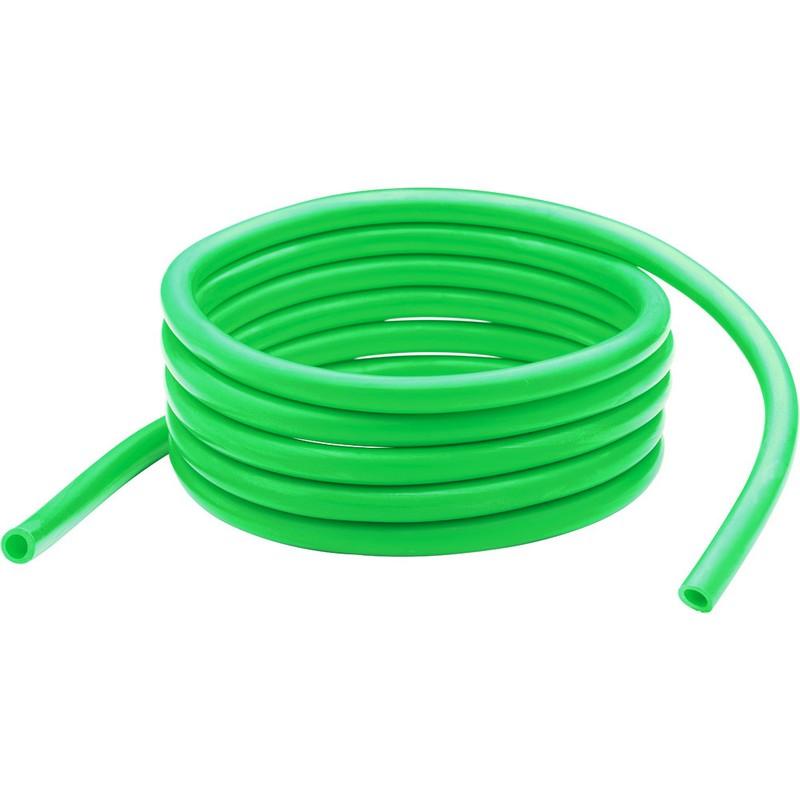 Эспандер силовой резиновая трубка 3м, 17-21 кг, Зеленый -Серия PRO RTE-203 фото