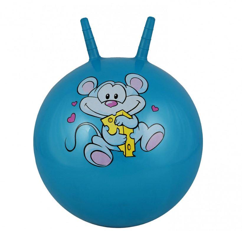 Мяч гимнастический Body Form BF-CHB02 детский 45 см, бирюзовый