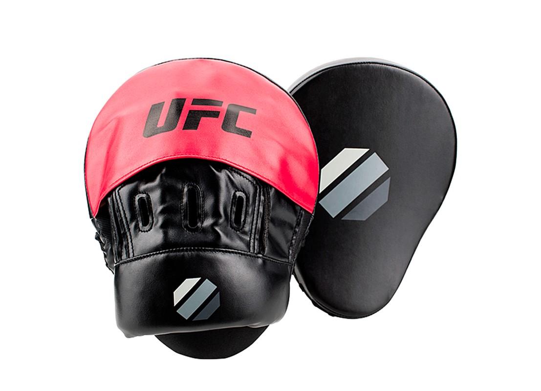 Купить Лапы боксерские малые (пара) UFC UHK-69754,