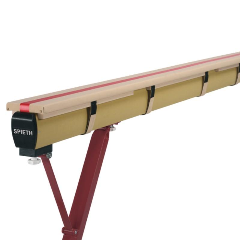 Расширение бревна SPIETH Gymnastics Mini 1414106 дорожка акробатическая spieth gymnastics moscow 14 4х2 м 12 элементов 1790766